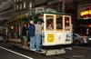 Трамвай на веревочке  в Сан-Франциско.   (Cable Car)