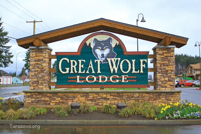 Комплекс Great Wolf Lodge