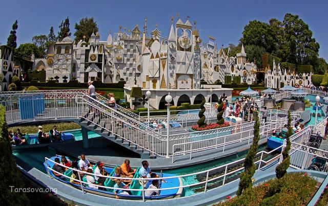 Дисней Лэнд, Калифорния. Часть 2 Disneyland, CA