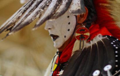 ПАУ-ВАУ (POW-WOW) индейский фестиваль в Сиэтле. Часть1