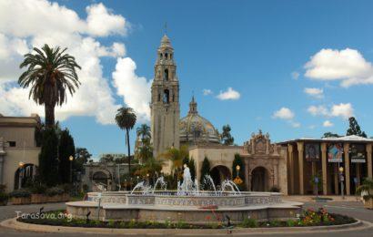 Бальбоа парк в Сан-Диего. Часть 2 Balboa Park. San Diego
