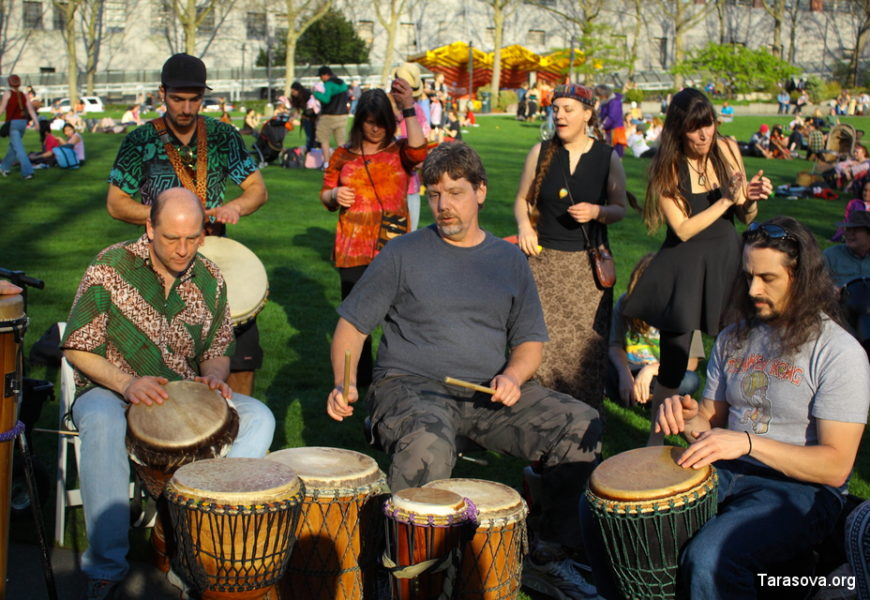Фестиваль «РИТМЫ МИРА». Сиэтл. Часть 2 World Rhythm Festival. Seattle.