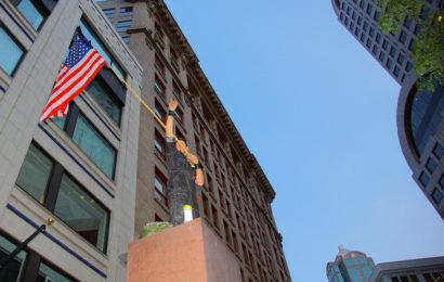 Захвати Уолл-стрит. Сиэтл.  Occupy Wall Street. Seattle