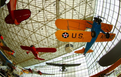 Museum of Flight in Seattle. Музей авиации. Сиэтл.Часть 1.