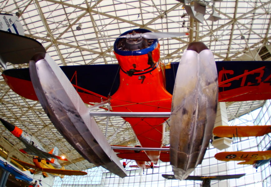 Museum of Flight in Seattle. Музей авиации. Сиэтл.Часть 2.