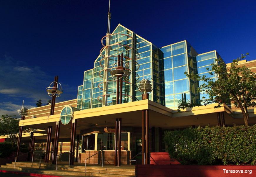 Торговый центр Кроссроадс в Беллвью. Часть 1.   Crossroads Mall. Bellevue