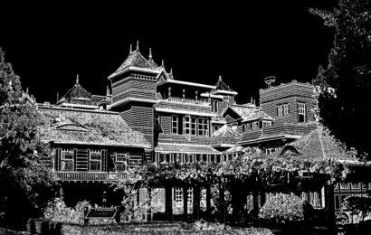 Проклятие Винчестера.  Winchester Mystery House