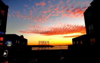Пайк Плейс Маркет — Pike Place Market  (Часть 3)