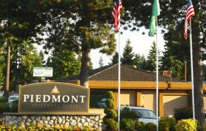 Моя жизнь в Piedmont.