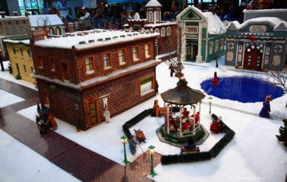 Centerville Village или город вечного Рождества
