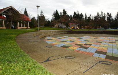 Кроссроадс-парк в Беллвью Crossroads park. Bellevue. Часть 2