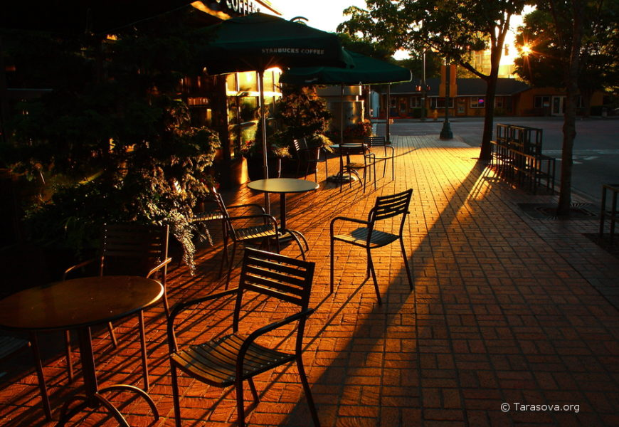История одного города. Часть 2 ( Bellevue, WA)